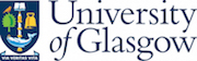 Colour logo for University of Glasgow showing the University's coat of arms