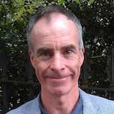 Photograph of project team principal investigator, Ian Goode
